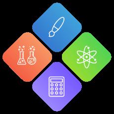 STEAM鼓励在五个特定学科对学生进行教育:科学,技术,工程,艺术和数学。 STEAM教育在当今世界中非常重要。